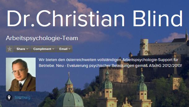 Arbeitspsychologie Team
